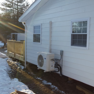 2 in 1 Ductless Mini Split